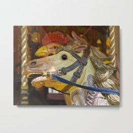 The galloper Metal Print