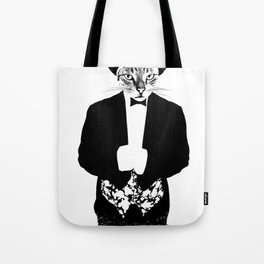 Cat in the Hat Tote Bag