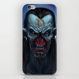 The Vampire iPhone Skin