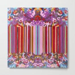 Bouquet II Metal Print