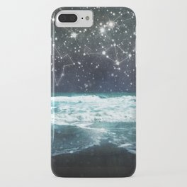 The Greek Upon the Stars iPhone Case