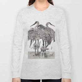 Birdhouses Long Sleeve T-shirt
