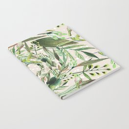 Nature in circles Notebook