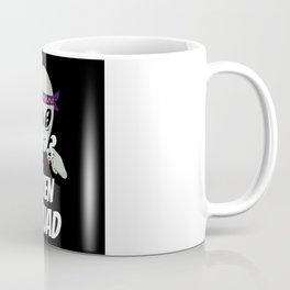 Alien squad alien smoking joint Coffee Mug