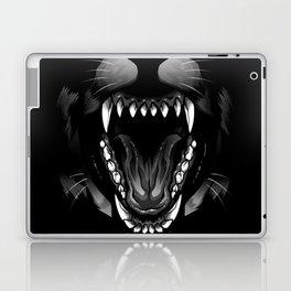 DOG GOB BW Laptop & iPad Skin