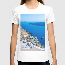Town Landcapes T-shirt