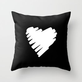 SUDDEN LOVE Throw Pillow