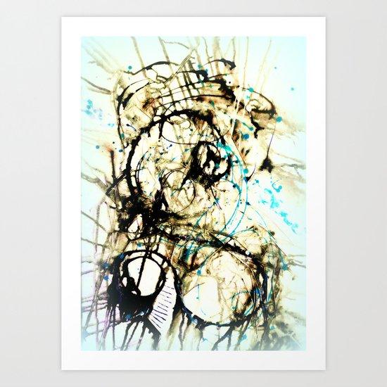 Nr. 534 Art Print