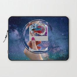 Siamese Fighting Fish by GEN Z Laptop Sleeve