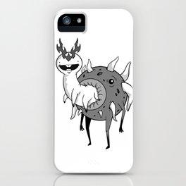 Wormy iPhone Case