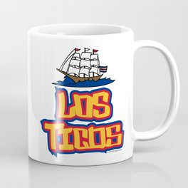 Costa Rica Los Ticos ~Group E~ Coffee Mug