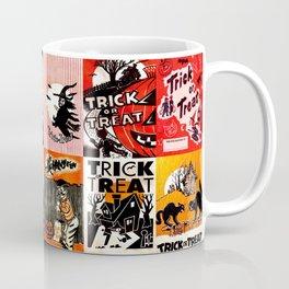 Halloween : Trick Or Treat, Smell My Feet, Gimmie Something Good To Eat. Coffee Mug