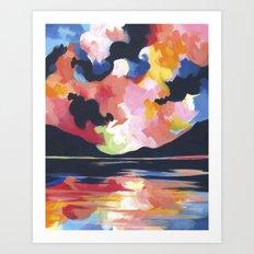 Reflections I Art Print