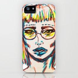MILLENNIAL iPhone Case