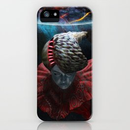 Planet Killer iPhone Case