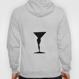 Sexy Champagne Glass Hoody