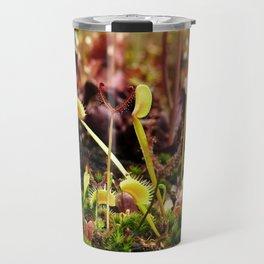 Carnivorous plant #2 Travel Mug