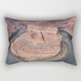 Horsehoe Bend Rectangular Pillow