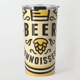 Beer Badge Travel Mug