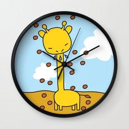 Garry Sneeze Wall Clock