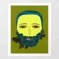 laerte Art Print