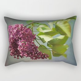 Flieder Rectangular Pillow