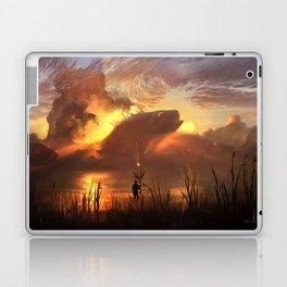 a world ruled by nature Laptop & iPad Skin