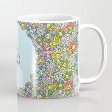 FLOWER POWER BEE Mug