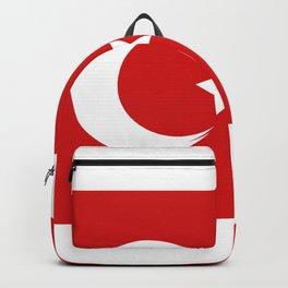 turkey flag Backpack