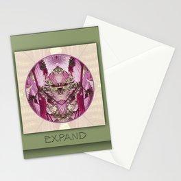 Expand Manifestation Mandala No. 8 Stationery Cards