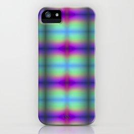 Rainbow Quilt iPhone Case