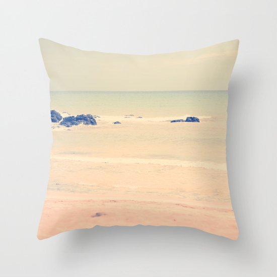 A Dream With You In It Throw Pillow