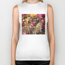 Echeveria Dreams Biker Tank