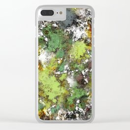 Invisible surface Clear iPhone Case
