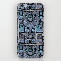 peru iPhone & iPod Skins featuring Old Peru by gtrapp