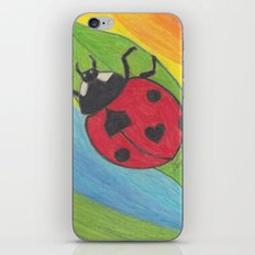 Lovely Lady iPhone & iPod Skin