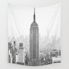 NEW YORK CITY III Wall Tapestry