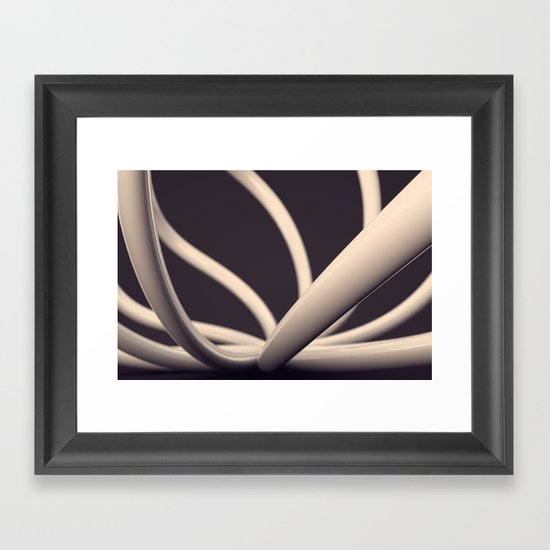 XY2 Framed Art Print