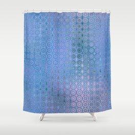 Vinca Minor Shower Curtain