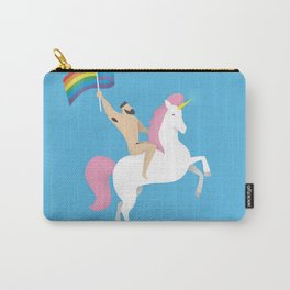 Be proud! Carry-All Pouch