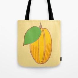 Starfruit Tote Bag