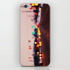 City Lights Bokeh iPhone & iPod Skin