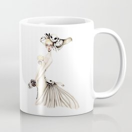 Nightmare Before Christmas x Bridal Coffee Mug