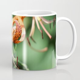 Spotted Summer Lilies Coffee Mug