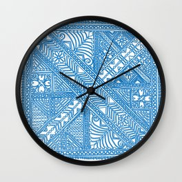 Trip to Morocco via Holland Wall Clock