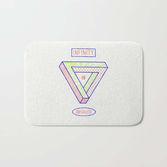 NONFINITY Bath Mat
