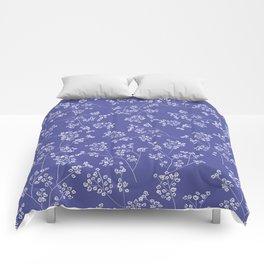 Gisophila blue Comforters