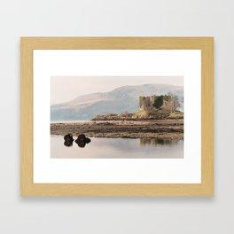 Scotland's Ruins Framed Art Print