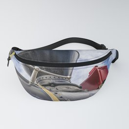 Silent Era Train Fanny Pack