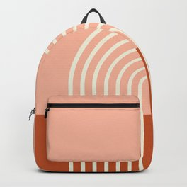 Terracota Pastel Backpack